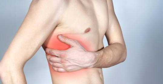 При падении на спину болит грудная клетка почему