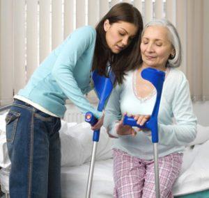 Перелом шейки бедра у пожилых