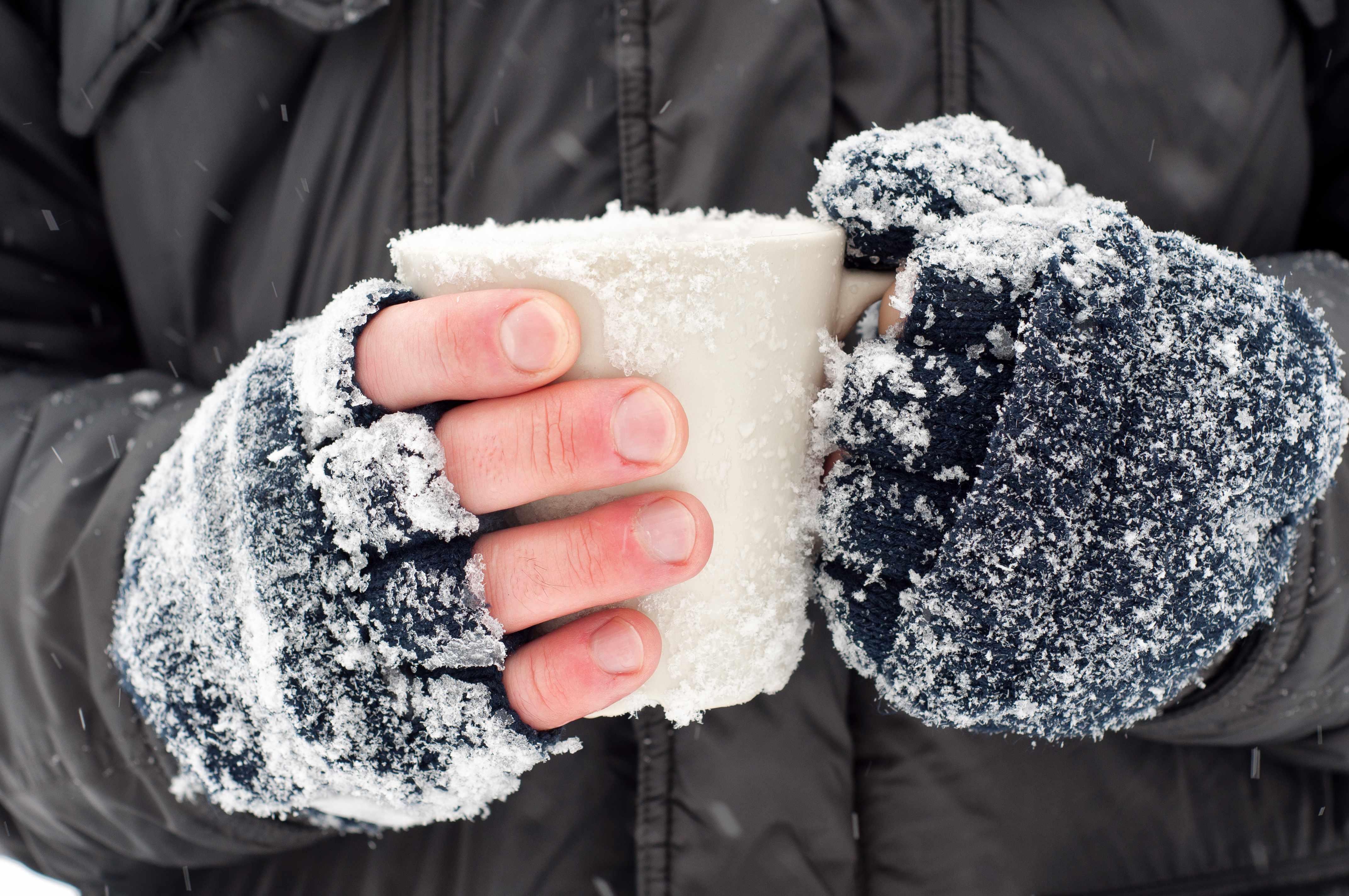 Обморожение 3 степени - симптомы и первая помощь