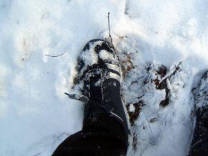 Что делать если обморозил ноги