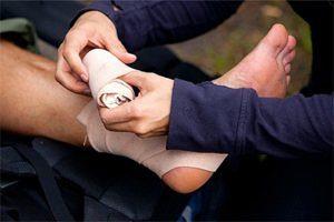 Подвывих голеностопного сустава: симптомы и лечение травмы стопы ...
