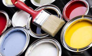 Признаки отравления краской и растворителем