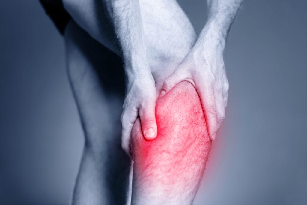 Первая помощь при растяжении икроножной мышцы как и чем лечить травму