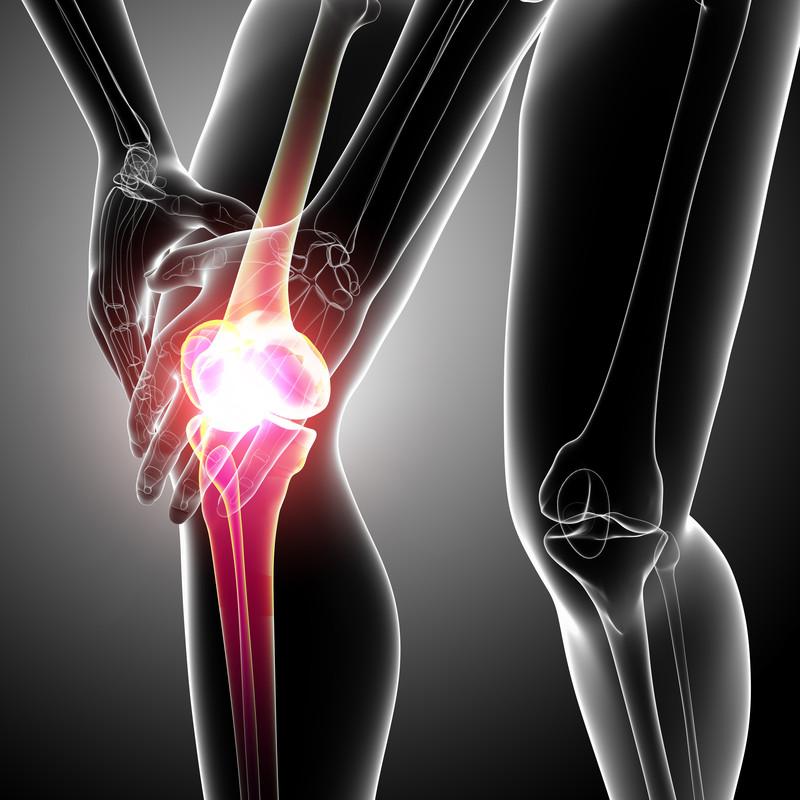После замены коленного сустава упражнения