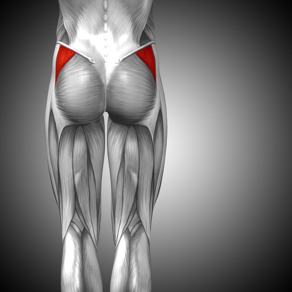 Массаж мышц бедра при растяжении