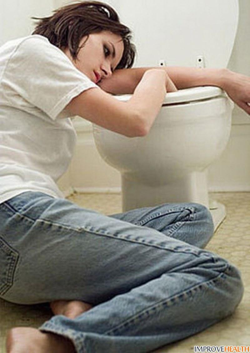 Пищевое отравление, симптомы и лечение в домашних условиях
