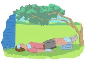 Первая помощь при солнечном ударе пострадавшему: кратко, правила, симптомы, причины