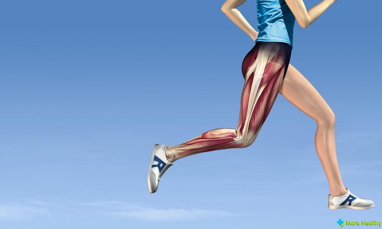 Симптомы при растяжении связок на ноге